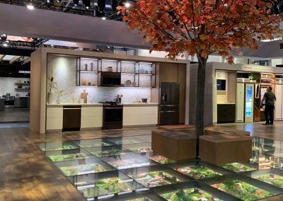 Samsung KBIS Booth – Las Vegas Convention Center 2019