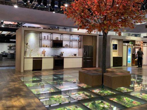 Samsung KBIS Booth – Las Vegas Convention Center 2019